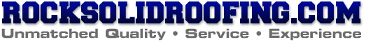Rock Solid Roofing - Residential and Commercial Roofing Experts in Brevard and Indian River